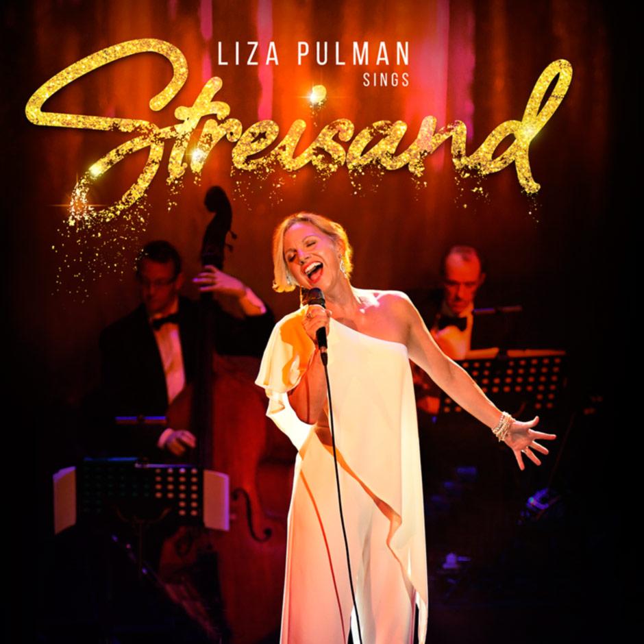 Liza Pulman Sings Streisand - Brand ne EP out now